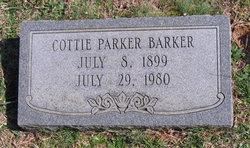 Cottie <i>Parker</i> Barker