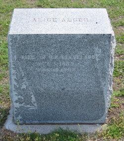 Alice Alger