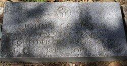 John F Cottrell
