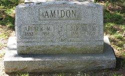 Bertha May <i>Gillett</i> Amidon