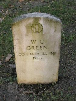 William C Green