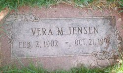 Mrs Vera Margaret <i>Trayer McKay</i> Jensen