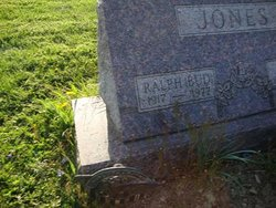 Ralph Edward Bud Jones