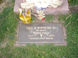 Leo A. Wisneski, Sr.