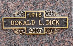 Donald L. Dick