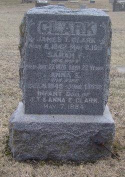 Anna Elizabeth <i>Hower</i> Clark