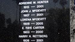 E Faye Carter