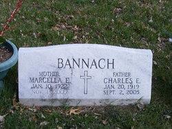 Charles E, Bannach