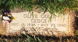 Olive Gold Gedge