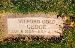 Wilford Gold Gedge