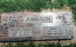 Deseret <i>Gedge</i> Johnson
