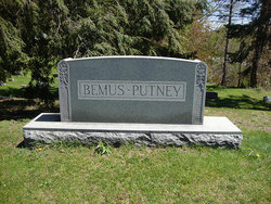 Bertha M <i>Putney</i> Bemus