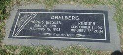 Harris Wesley Dahlberg