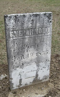 Eve <i>Henline</i> Arnold