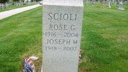 Joseph M Scioli