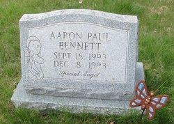 Aaron Paul Bennett