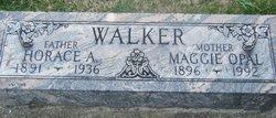 Horace A. Walker