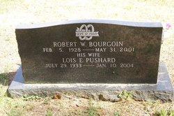 Lois E <i>Pushard</i> Bourgoin