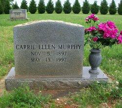 Carrie Ellen Murphy