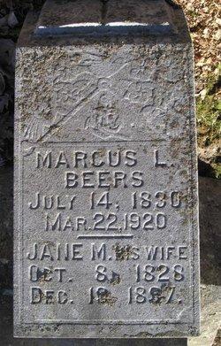 Marcus Beers