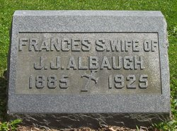 Frances S. <i>Emig</i> Albaugh
