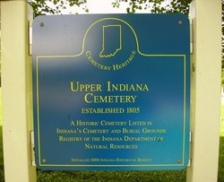 Upper Indiana Cemetery