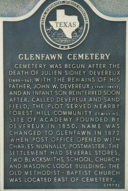 Glenfawn Cemetery