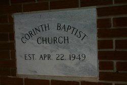 Corinth Baptist Church Cemetery