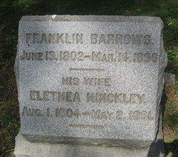 Elethea <i>Hinckley</i> Barrows