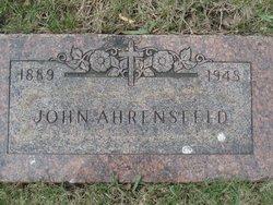 John William Ahrensfeld