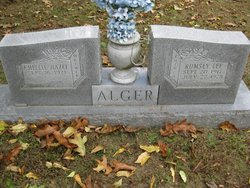 Chellie Hazel <i>Dean</i> Alger