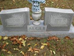 Rumsey Lee Alger
