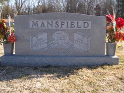 Irene <i>Thedford</i> Mansfield
