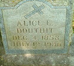 Alice Ellen <i>Hester</i> Douthit