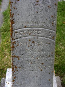 George E Church