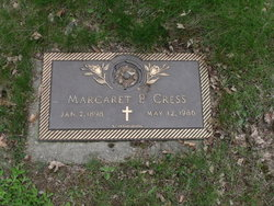 Margaret Pearl <i>Gillespie</i> Cress