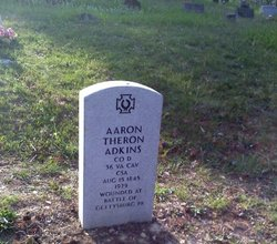 Aaron Theron Adkins