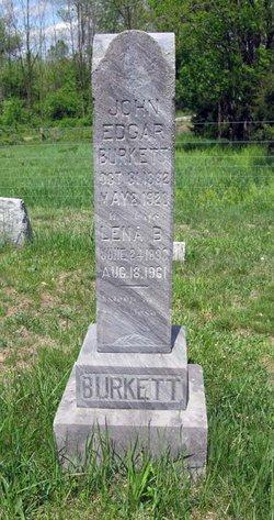 John Edgar Burkett