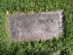 Eliza Ann <i>Reynolds</i> Brock