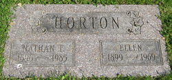 Ellen <i>Plank</i> Horton