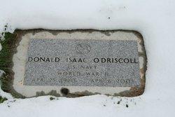 Donald Isaac O'Driscoll