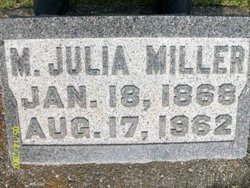 Miranda Julia <i>Hunter</i> Miller