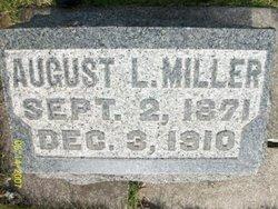 August L. Gus Miller