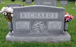 Lillian Pearl <i>Blosser</i> Richards