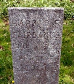Harold Franklin Fairbanks
