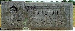 Saphira Adeline <i>Henry</i> Dalton