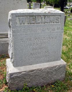 Alice M. Williams