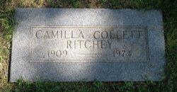 Camilla Weir <i>Collett</i> Ritchey