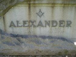 George Edmund Alexander