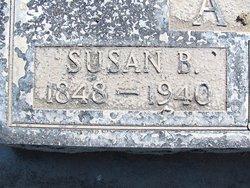 Susan <i>Banta</i> Aten